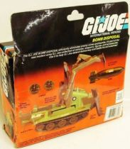 G.I.JOE - 1985 - Bomb Disposal - Funskool version