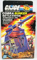 G.I.JOE - 1985 - Cobra Bunker Battle Station