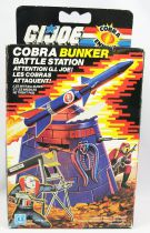 G.I.JOE - 1985 - Cobra Bunker