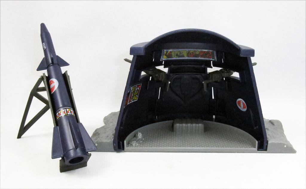 G.I.JOE - 1985 - Cobra Bunker