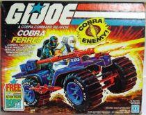 G.I.JOE - 1985 - Cobra Ferret