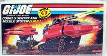 G.I.JOE - 1985 - Cobra\'s Sentry and Missile System (S.M.S.) - Sears Exclusive