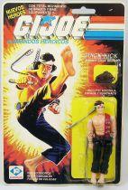 G.I.JOE - 1985 - Quick Kick - Comandos Heroicos Plastirama
