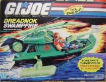G.I.JOE - 1986 - Dreadnok Swampfire