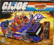 G.I.JOE - 1986 - Dreadnok Thunder Machine