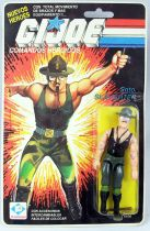G.I.JOE - 1986 - Sgt. Slaughter - Comandos Heroicos Plastirama