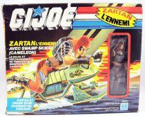 G.I.JOE - 1986 - Swamp Skier Chameleon & Zartan