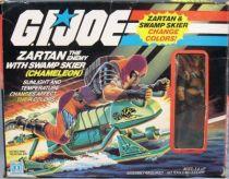 G.I.JOE - 1986 - Swamp Skier Chameleon