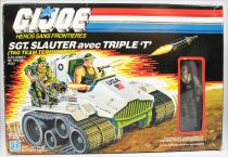 G.I.JOE - 1986 - Triple T (Tag Team Terminator)