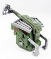 G.I.JOE - 1987 - Action Pack Anti Aircraft Gun (loose)