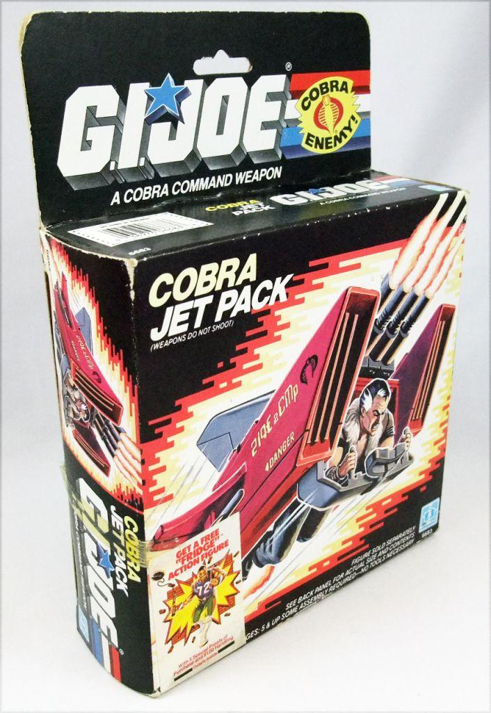 G.I.JOE - 1987 - Cobra Jet Pack