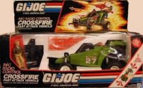 G.I.JOE - 1987 - Crossfire Alpha R/C Fast Attack Vehicle