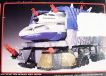 G.I.JOE - 1987 - Defiant : Space Vehicle Launch Complex