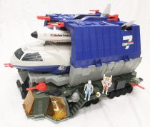 G.I.JOE - 1987 - Defiant Space Vehicle Launch Complex with Payload & Hardtop (loose)