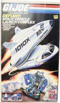 G.I.JOE - 1987 - Definat : Space Vehicle Launch Complex