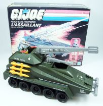 G.I.JOE - 1987 - Persuader & Backstop (loose)