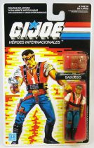 G.I.JOE - 1987 - Red Dog (Sabueso)