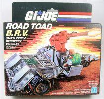 G.I.JOE - 1987 - Road Toad B.R.V.