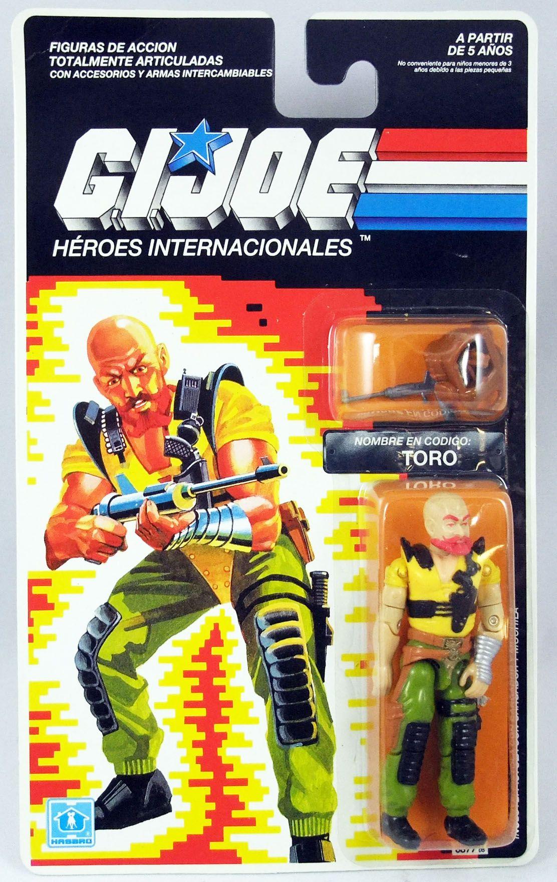 G.I.JOE - 1987 - Taurus