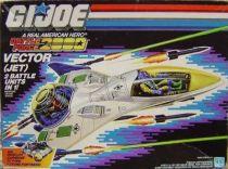 G.I.JOE - 1987 - Vector Jet Battle Force 2000