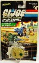 G.I.JOE - 1988 - Action Pack Mine Sweeper