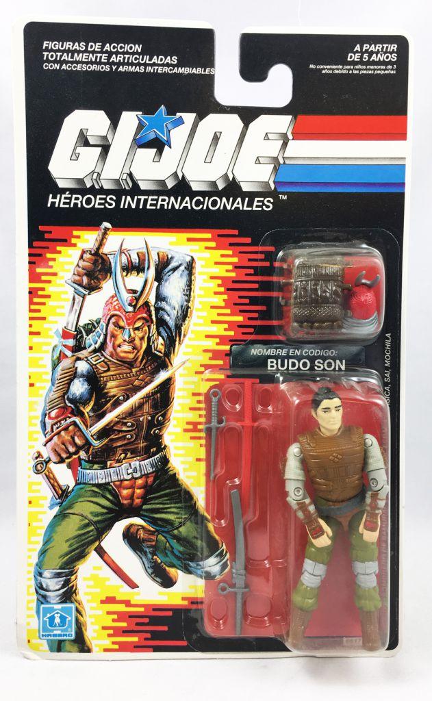 G.I.JOE - 1988 - Budo