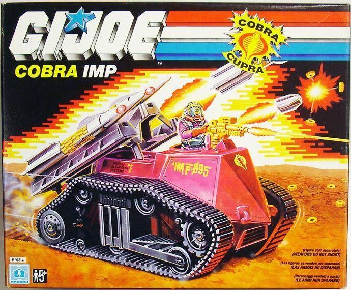 G.I.JOE - 1988 - Cobra I.M.P.