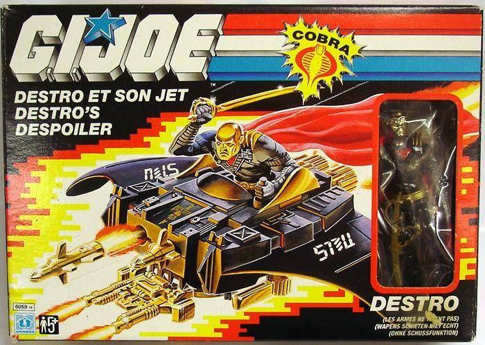 G.I.JOE - 1988 - Destro\'s Despoiler
