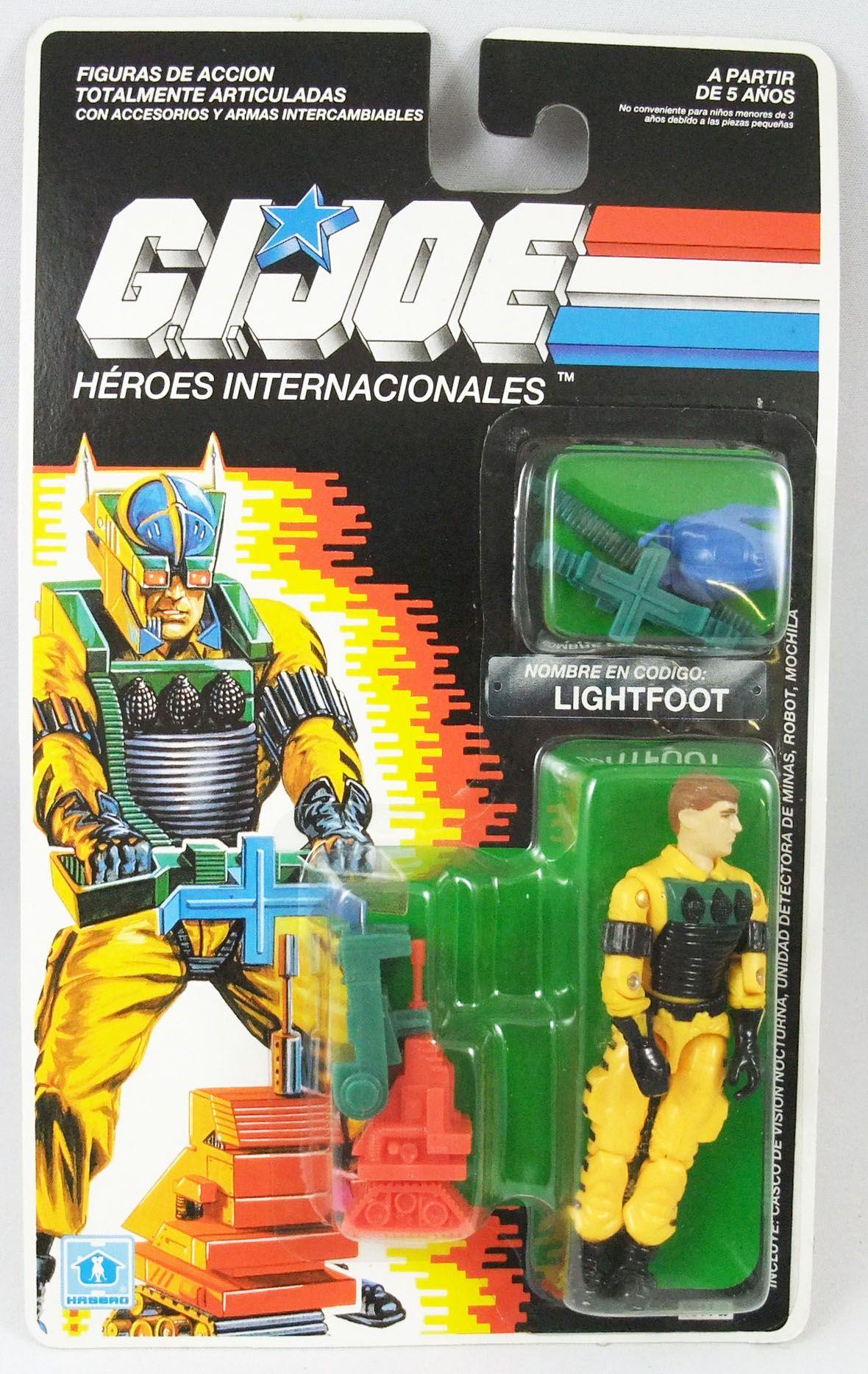 G.I.JOE - 1988 - Lightfoot