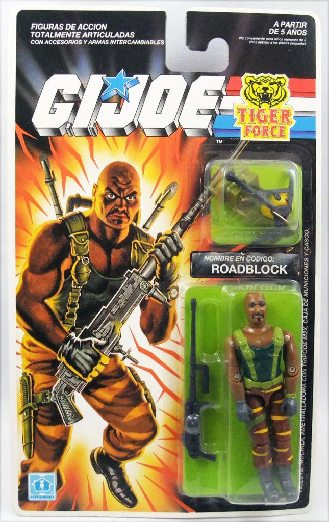 G.I.JOE - 1988 - Roadblock Tiger Force