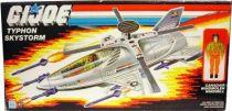 G.I.JOE - 1988 - Skystorm X-Wing Chopper (Typhon)