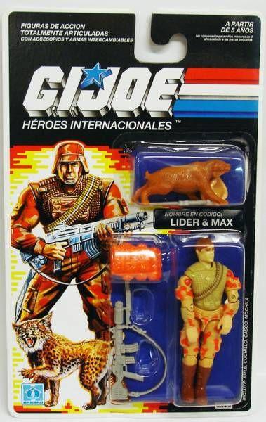 G.I.JOE - 1988 - Spearhead & Max