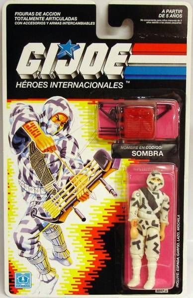 G.I.JOE - 1988 - Storm Shadow