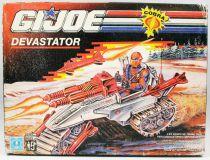 G.I.JOE - 1989 - Battlefield Robot Devastator