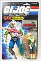 G.I.JOE - 1989 - Dee-Jay Battle Force 2000