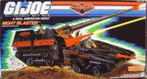 G.I.JOE - 1989 - Night Blaster
