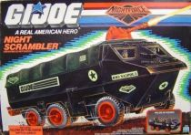 G.I.JOE - 1989 - Night Scrambler