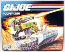 G.I.JOE - 1989 - Pulverizer Battle Force 2000