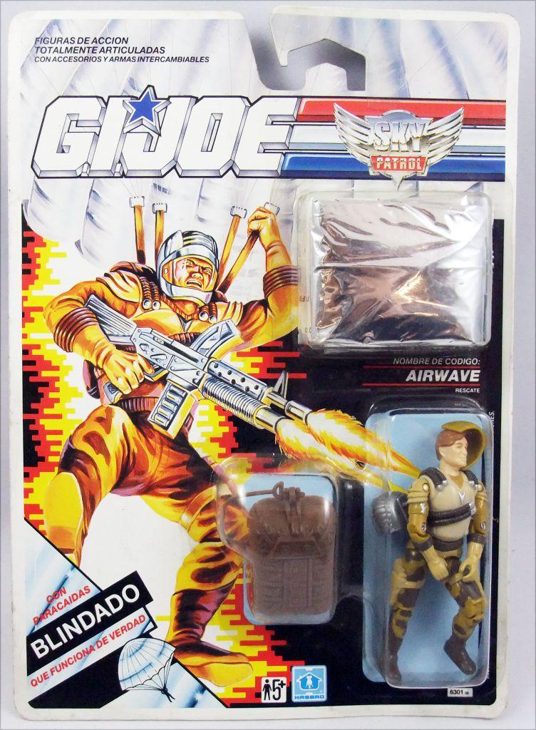 G.I.JOE - 1990 - Airwave Sky Patrol