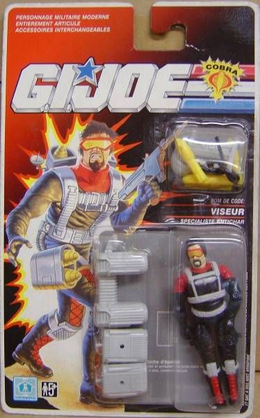 G.I.JOE - 1990 - Metal Head