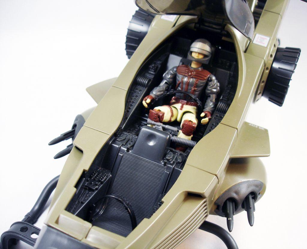 G.I.JOE - 1990 - Retaliator & Updraft (loose)