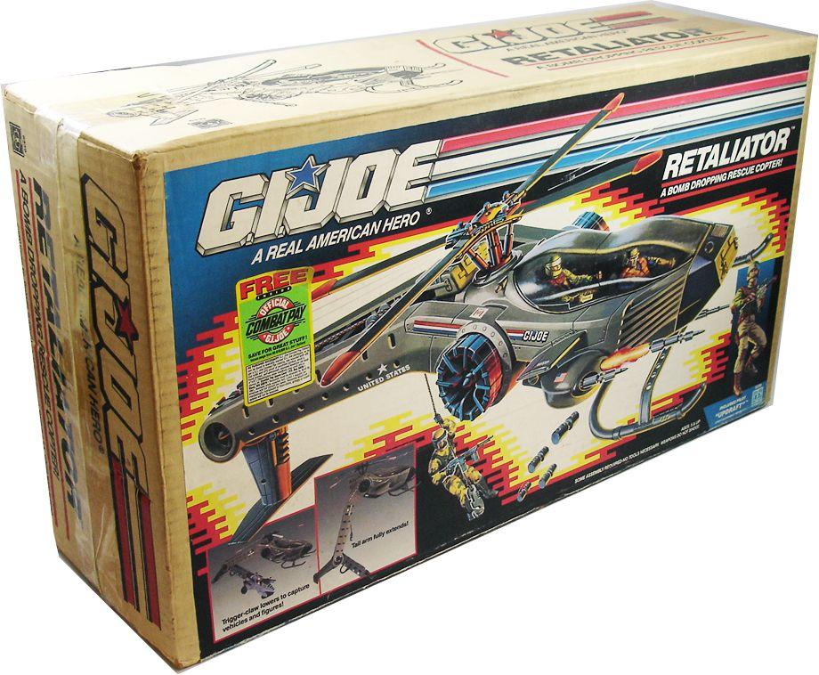 G.I.JOE - 1990 - Retaliator (Tornado)