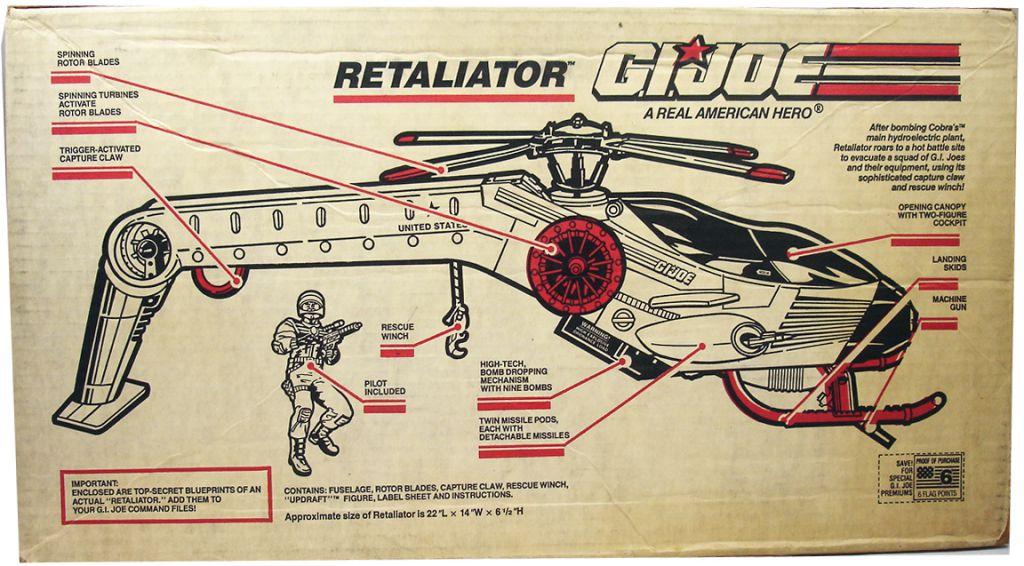 G.I.JOE - 1990 - Retaliator