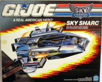 G.I.JOE - 1990 - Sky SHARC