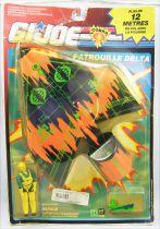 G.I.JOE - 1991 - Skycreeper Air Commandos (Rapace)