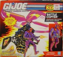G.I.JOE - 1992 - Cobra Battle Copter