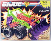 G.I.JOE - 1992 - Cobra Earthquake (Goliath)
