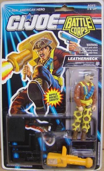 G.I.JOE - 1992 - Leatherneck
