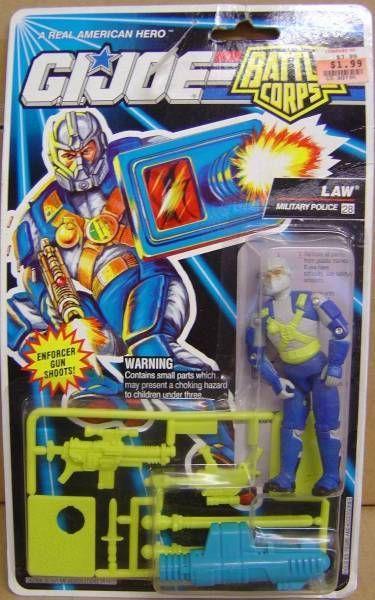 G.I.JOE - 1993 - Law