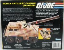 G.I.JOE - 1997 - Mobile Artillery Cannon (Slugger)